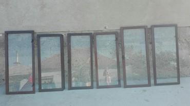 Roletne - Srbija: Drveni prozor u vrlo dobrom stanju. Trokrilni, dupli (6 krila), sa