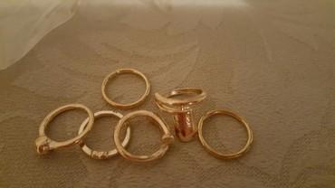 6 prstena u kompletu - Pozarevac