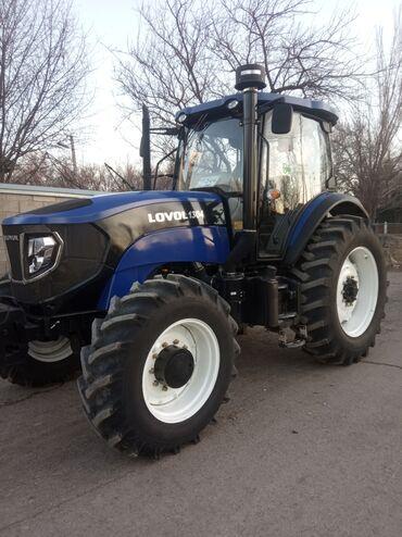 трактор т 40 цена новый в Кыргызстан: Продам трактор Lovol 130л.с новый в работе не был Продажа в связи с