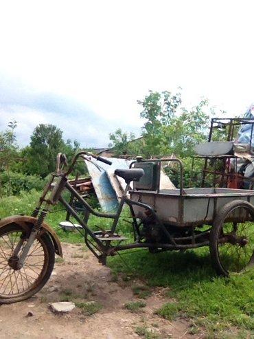Моторолер китай 4 скорости самосвал в Бишкек