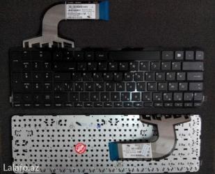 Bakı şəhərində Keyboard hp pavilion 15. Клавиатура Нр павилион 15. Klaviatura hp