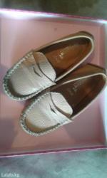 Продаю детские туфли на мальчика (кожа). Состояние отличное. Почти не  в Бишкеке