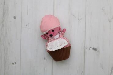 Игрушки - Украина: Дитяча іграшка Тваринка в тістечку     Стан: гарний