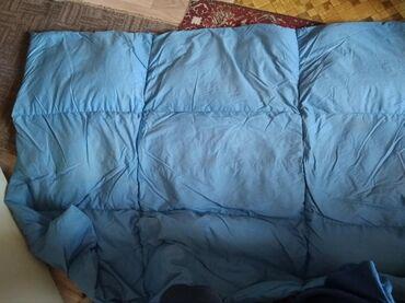 одеяло в Кыргызстан: Одеяло пуховое, односпальное