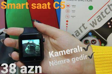 nokia c5 00 в Азербайджан: SMART SAAT C5