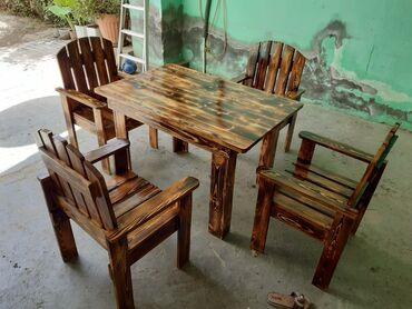 мелкий ремонт мебели в Азербайджан: Salam bağ evi kafe restoran pab evi ücün keyfiyyətli və ucuz stol stul