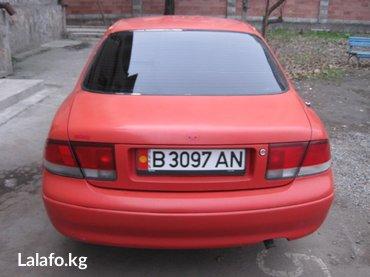 продаю мазда кронос 626 или меняю! 1994г. в. об. 2. 0 акпп ( автомат в Бишкек - фото 3