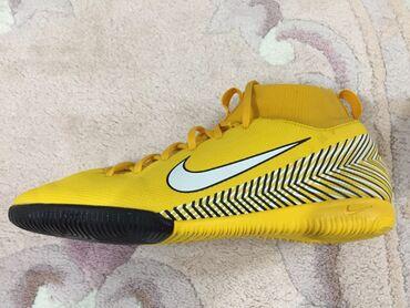 Original rb e - Srbija: Nike sprinterice za fudbal sa carapicom kao nove. U Exstra stanju br