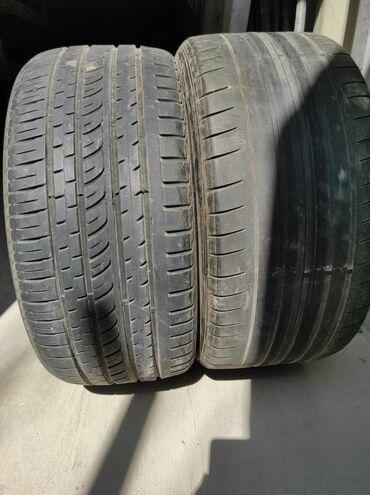 Продаю шины разнопарка  275/30/20 Dunlop 245/30/20 Wanli
