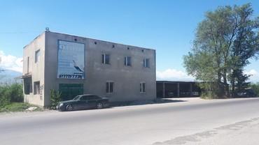 авто сервис в Кыргызстан: Продаётся здание или менаю на Авто