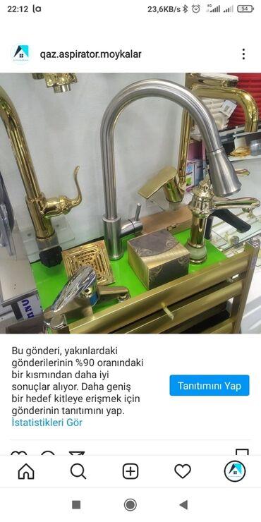 смеситель в Азербайджан: Girib baxa bilərsiniz