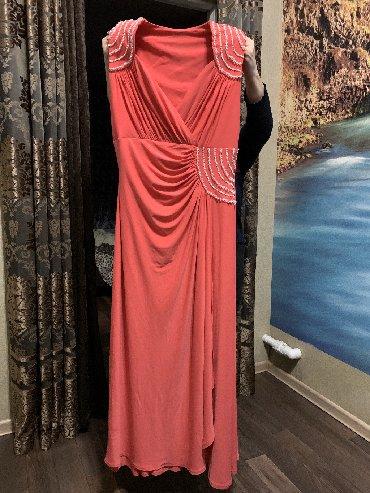 платье бохо батальных размеров в Кыргызстан: Платье Вечернее Adl 3XL
