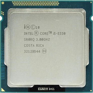 Bakı şəhərində Процессор - Intel Core i5-3330, 3,0 ГГц Turbo Boost,