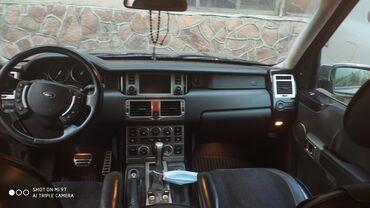 Автомобили - Бишкек: Land Rover Range Rover 4.2 л. 2006 | 210000 км