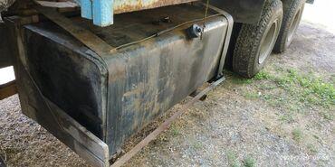 автосигнализация с иммобилайзером в Кыргызстан: Топливный бак на Камаз. Емкостью 485 литров. С подогревом за счет