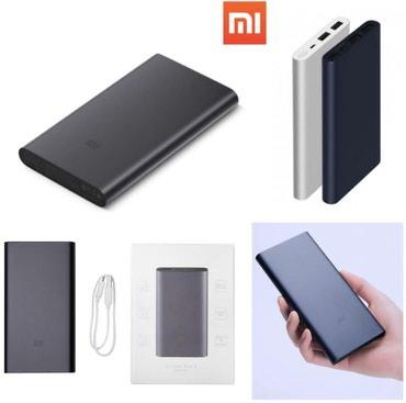 Bakı şəhərində ORİGİNAL Xiaomi Mi tam Original 10000mah power bank