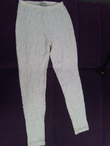 Čipkane helanke veličina s. Mogu se nositi i kao čarape Boja - Beograd