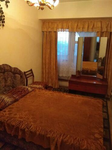 подселением квартира in Кыргызстан   ОТДЕЛОЧНЫЕ РАБОТЫ: 4 комнаты, 97 кв. м, С мебелью