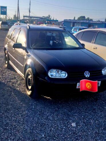 аренда машину в Кыргызстан: Volkswagen Golf 1.6 л. 2004 | 206000 км