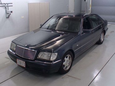 запчасти на мерседес w140 в Кыргызстан: Продаю запчасти на мерседес W140, из японии