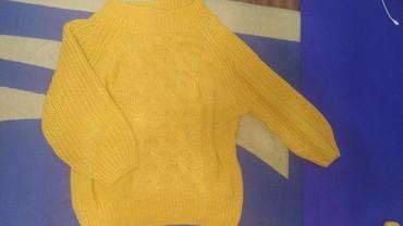 Женские свитера в Кыргызстан: Свитер, мега теплый, круто цвет, размер свободный до 54 смело, Турция