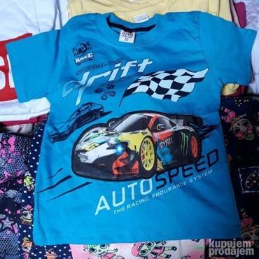 Ostala dečija odeća   Futog: Svetleće majice za dečake, veličine 104, 110, 116, 122 i 128