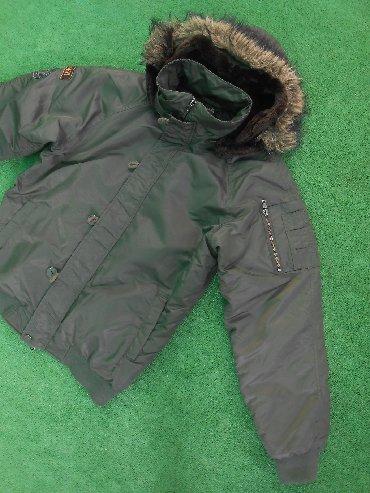 Zimske-kape-o - Srbija: Gant Rugger Aviator zimska jakna vel 13/14 god  Savršeno očuvana, izuz