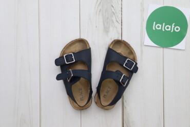 Детская обувь - Синий - Киев: Дитячі босоніжки Place   Довжина підошви: 15 см  Стан: гарний, є сліди