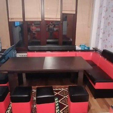 Комплекты столов и стульев в Кыргызстан: Кухонный уголок