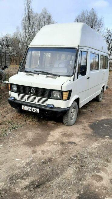 Мерседес сапог грузовой в бишкеке - Кыргызстан: Mercedes-Benz 2.4 л. 1985 | 200000 км