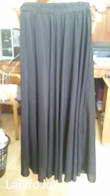 Продаю юбку новую, размер стандарт, отдам за 700 сом в Бишкек