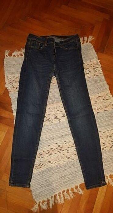 Farke e - Srbija: Zara farmerke Tamni jeans Velicina 36 Svaki dogovor moguc. :) Poklon