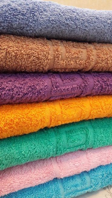 Декор для дома в Кыргызстан: Махровые полотенца, производство Туркменистан! Оптом и врозницу Качес