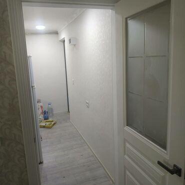 Продажа квартир - Дизайнерский ремонт - Бишкек: Хрущевка, 2 комнаты, 38 кв. м Бронированные двери, Дизайнерский ремонт, Евроремонт