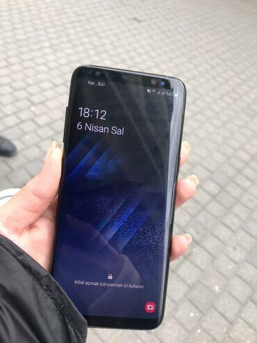 Samsung - Bakı: Samsung Galaxy S8 | 64 GB | qara