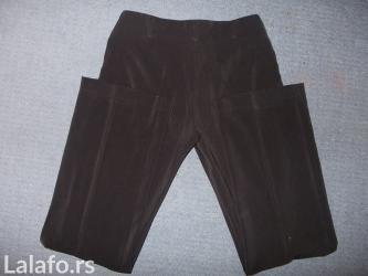 Stoji lepo - Srbija: Vrlo lepe,prijatne i kvalitetne crne pantalone,ne guzvaju se vrlo lep