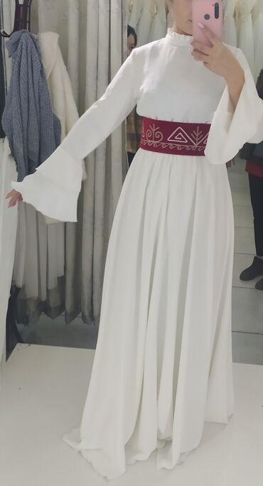 Alcatel 2000 - Кыргызстан: Продаю новая  Кыргызская национальная платье  Цена 2000 сом
