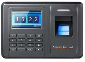 Time Attendance and Access Control System with Blue Ray Finger print, in Kathmandu