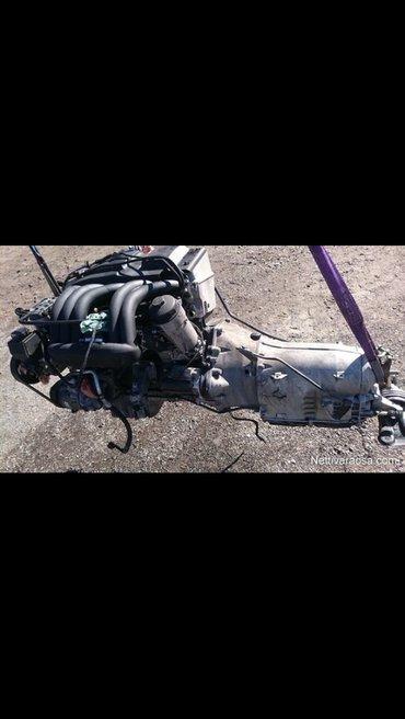 Продаю дищельный двигатель обьемом 2,5. 5 целиндров. Коробка автомат.  в Бишкек