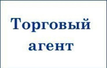 Требуется торговый агент резюме на почту smikhmanov@mail.ru в Бишкек