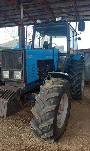 Traktor belarus 1221 - Azərbaycan: Belarus 1221,işlək vəziyyətdə, heç bir xərc tələb etmir, 5 korpus