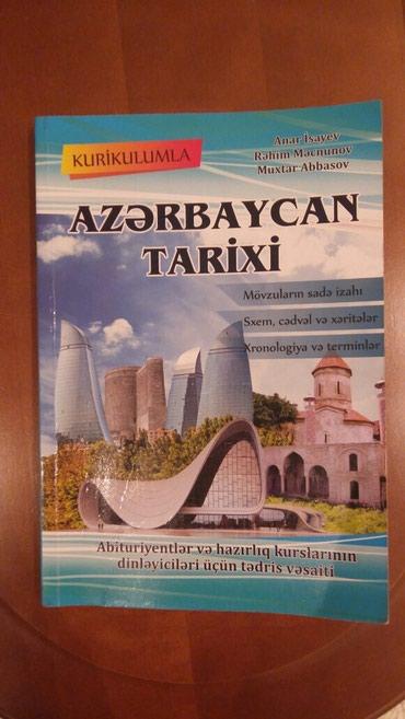 Bakı şəhərində Azərbaycan tarixi kurikulumla Cox gozel kitabdir cedveller