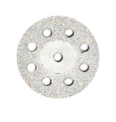 Novo dijamantsko kružno sečivo, prečnik 22 mm plus nosač sa osovinom p