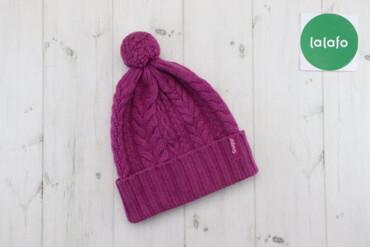 Жіноча в'язана шапка Snapp   Розмір: 56-58 Висота: 24 см Ширина: 22 см