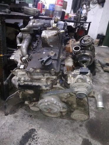 Двигатель ниссан Патрол 3 литра дизель на запчасти в Токмак