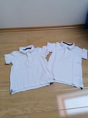 Majica na kragnu - Srbija: H&M majice na kragnu. Bez ostecenja jednom obucene Vel.86 Vel.92
