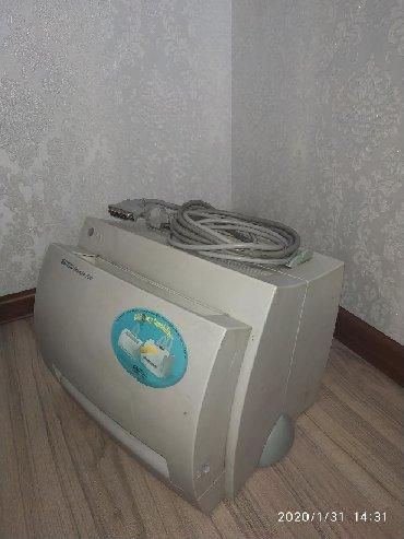 принтер hp laser jet 1018 в Кыргызстан: Принтер для печати Lazer Jet 1100