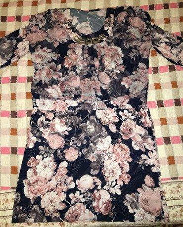 Продаю платье, размер 56, длина чуть ниже колен в Бишкек