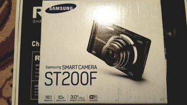 Samsung SMART CAMERA ST200F Wi-Fi, 16,1mega pixel, 10x zoom, micro в Кара-Суу