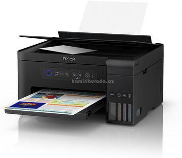 Printer Epson L4150Brend:EpsonÇapın növüRəngliÇap
